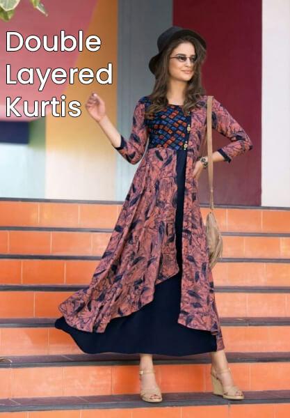 Kurtis Fashion In 2019 Latest Kurtis Design In 2019 Textile B2b Portal Supplier Manufacturer And Exporter Directory