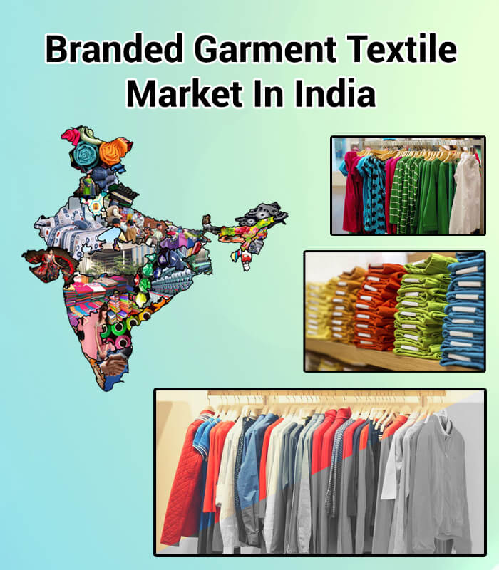Branded Garment Textile Market in India