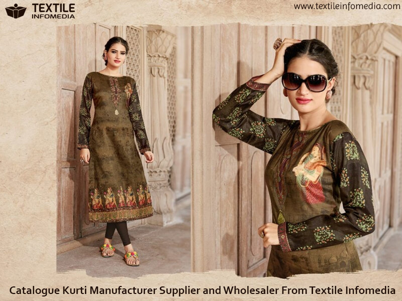 Catalog Kurtis Wholesalers