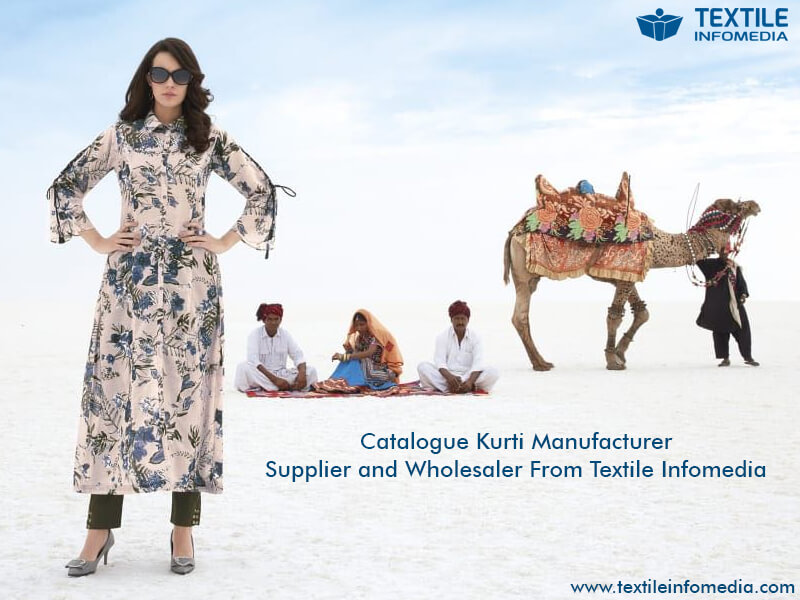 Catalogue Kurtis Manufacturers