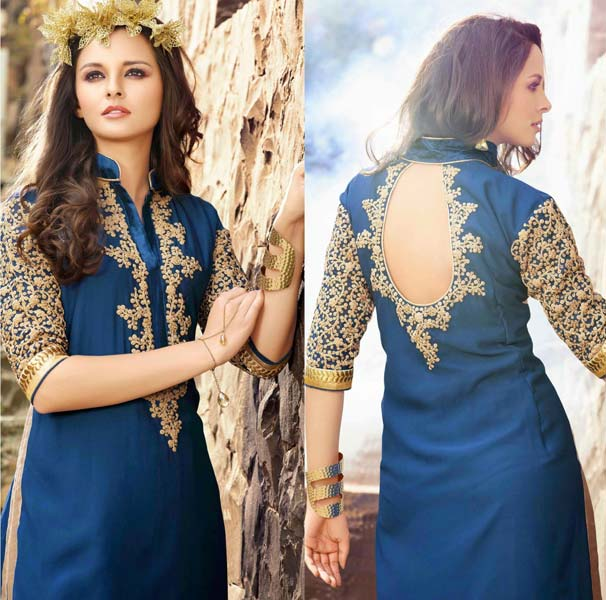 Embroidered Kurtis Manufacturers