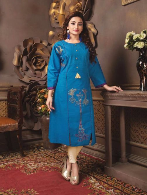 Cotton Kurtis Manufacturers